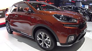 New Kia KX3 2016, 2017 video, interior, exterior Kia Sportage 2016, 2017