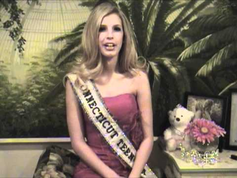 Miss Connecticut Teen USA 2011 Creates A New Word