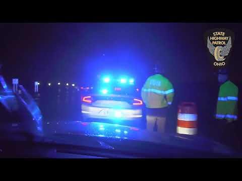 Lucas County DART Officer Dash Cam Video