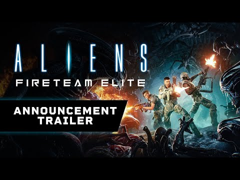 Aliens: Fireteam - Announce Trailer