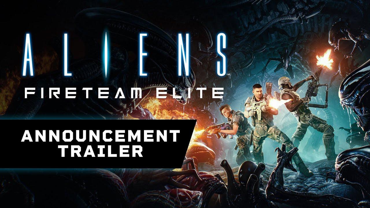 Aliens: Fireteam – Announce Trailer