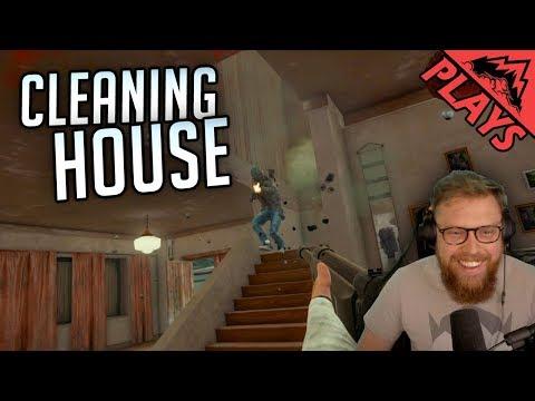 Cleaning House - PUBG #201 (StoneMountain64 & Aculite)