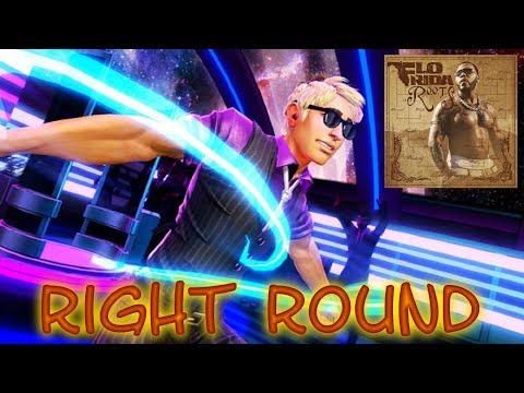Dance Cental Fanmade ''Right Round'' By Flo Rida Ft Kesha