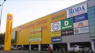 Shopping Centar Karaburma – Belgrade, Serbia