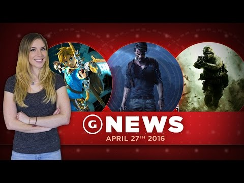 Call of Duty Remaster, Uncharted 4 Theft, Nintendo NX Release Date - GS Daily News