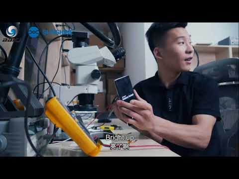 [Mobile Phone Repair Case] Samsung NOTE8 Service Center Test Said That It Can't Be Repaired.