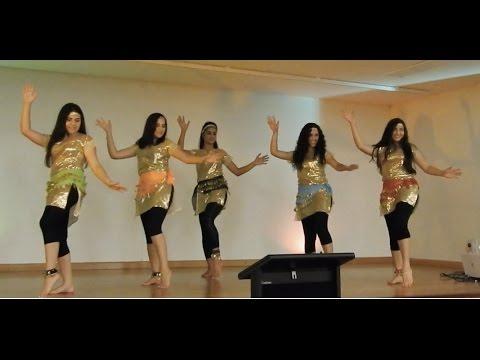 Farvahar Dance Group  Bandari Dance