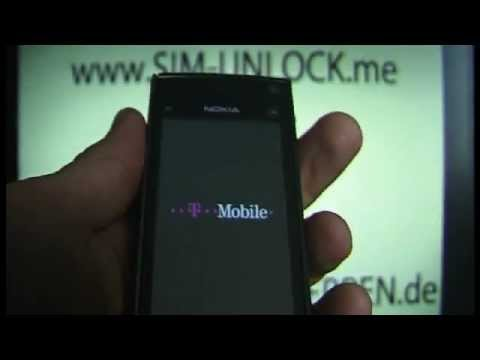 HOW TO UNLOCK NOKIA X6-00 www.Unlocking-Nokia.com Handy Entsperren Unlocking Unlocker