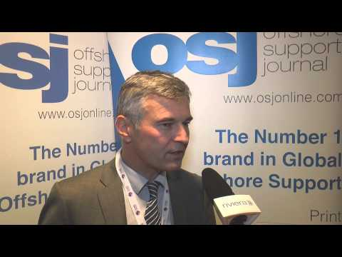 Patrick Belenfant SVP Business Management Bourbon Offshore Subsea Services speaks to OSJ