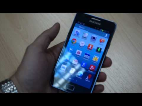 Обзор Samsung Galaxy S II Plus i9105