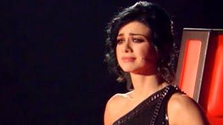 vanessa berni the voice italy 2016