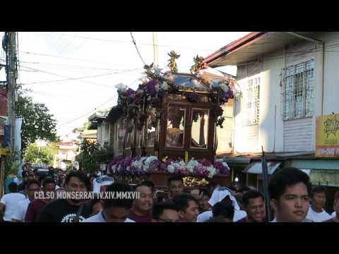 Holy Friday Procession 2017, Nagcarlan, Laguna, Philippines