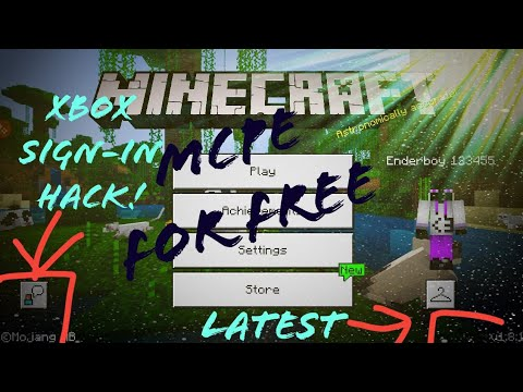 HOW TO GET MINECRAFT PE FOR FREE!  (Not Clickbait)