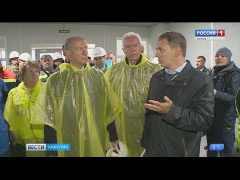 Знаковый этап в строительстве Белопорожских ГЭС