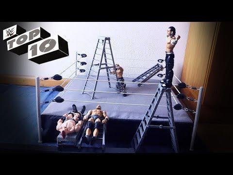 Jeff Hardy's best Swanton Bombs: WWE Top 10
