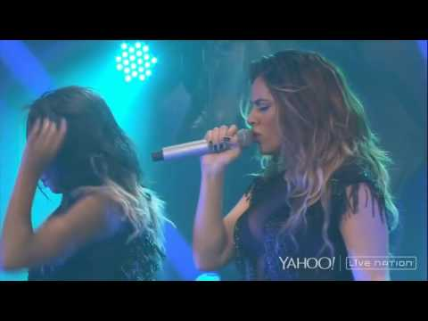 Fifth Harmony - Suga Mama (The Reflection Tour : Live In Boston 2015)