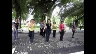 Love In My Heart (戀情纏住我心房 ) - line dance (BM Leong)