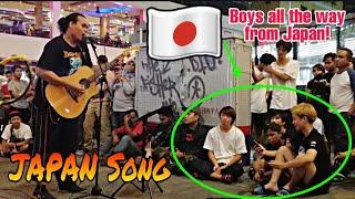 Download lagu Lagu JAPAN beb!!! Bob ni macam2 lagu dia boleh nyanyi.Terkejut budak2 dari Japan tu.