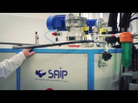 Технология полиуретановых эластомеров. SAIP + Dow Izolan