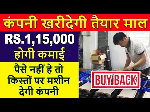 Buy-Back Business Ideas | Low Investment Business Ideas || Home Based Business Ideas