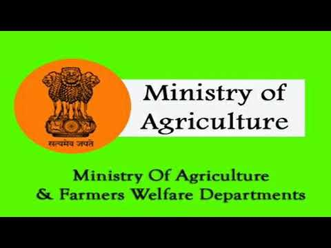 Ministry of Agriculture and farmers welfare schemes