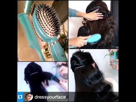 Leyla milani hair miracle brush big tease comb in action video leyla milani hair miracle brush big tease comb in action video by dressyourface pmusecretfo Gallery