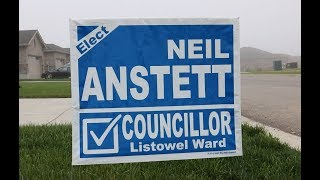 Neil Anstett Listowel Election 2018