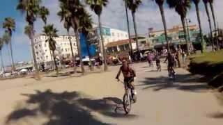 Venice Beach Boardwalk Loop