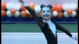 Выступление юных гимнасток МГФСО(, 2013-09-14T09:42:39.000Z)