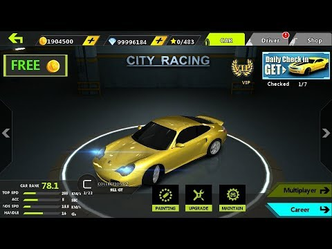 City Racing 3d Hack Mod Apk Download Android Mobile Phone Hj Youtube