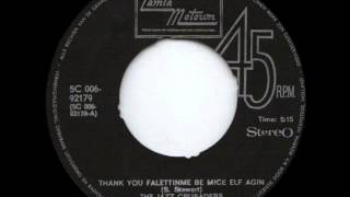 THE JAZZ CRUSADERS - THANK YOU FALETTINME BE MICE ELF AGIN.wmv