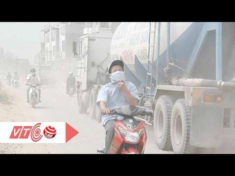 Lo lắng với bầu không khí ô nhiễm ở Hà Nội | VTC