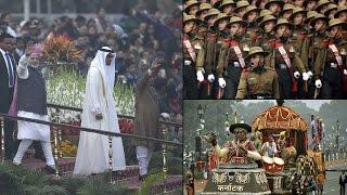 India celebrates 68th Republic Day