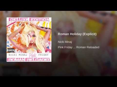 Roman Holiday (Explicit)