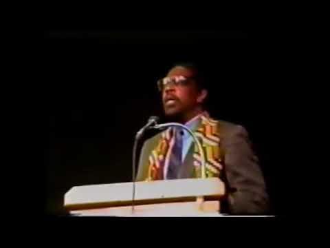 Mhenga Amos N. Wilson: The Falsification of Afrikan Consciousness