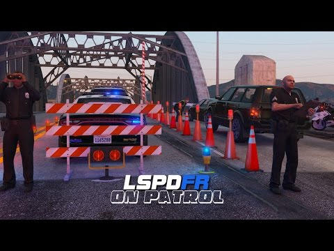 LSPDFR - Day 411 - DUI Checkpoint (Live Stream)