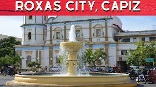 PHILIPPINES TRAVEL SITE TEAM EXPLORE ROXAS CITY, CAPIZ - SEAFOOD CAPITAL OF THE PHILIPPINES