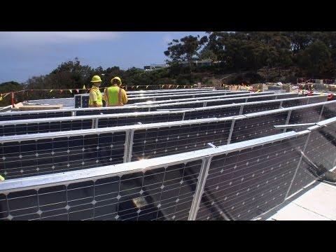 San Diego: State's Top Solar City