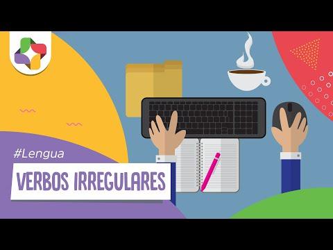 Verbos irregulares - Lengua - Educatina