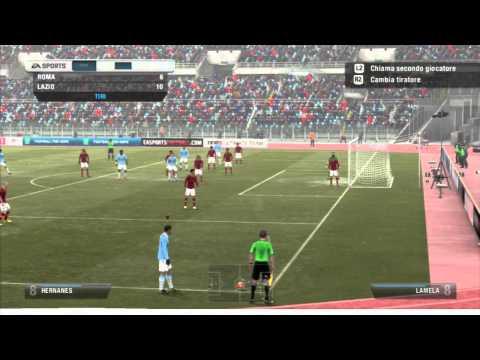 Fifa13 | Speciale Pre-Derby | Roma-Lazio