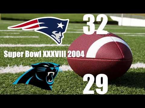 🏆🏆 All NFL Super Bowl Winners | 1967 - 2017 (HQ | 1080p) 🏆🏆