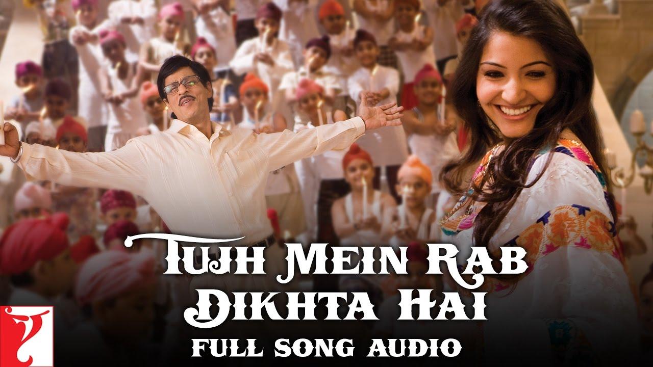 music tujh mein rab dikhta hai mp3