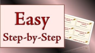 How to Make Coupons in Microsoft Word