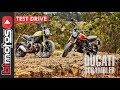 Ducati Scrambler 800 and Sixty2 Test Drive