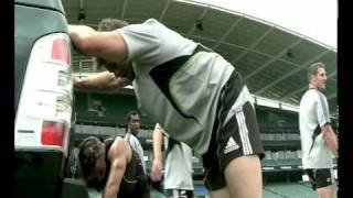 Powerade Sweat Session Hydration Calculator - New Zealand All Blacks