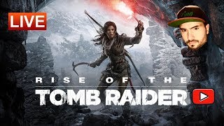 RISE OF THE TOMB RAIDER-|PC-BLIND| LARA IS BACK