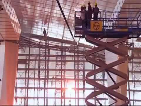 Megastructures Delhi IGI Airport Terminal 3 National Geographic Construction Documentary