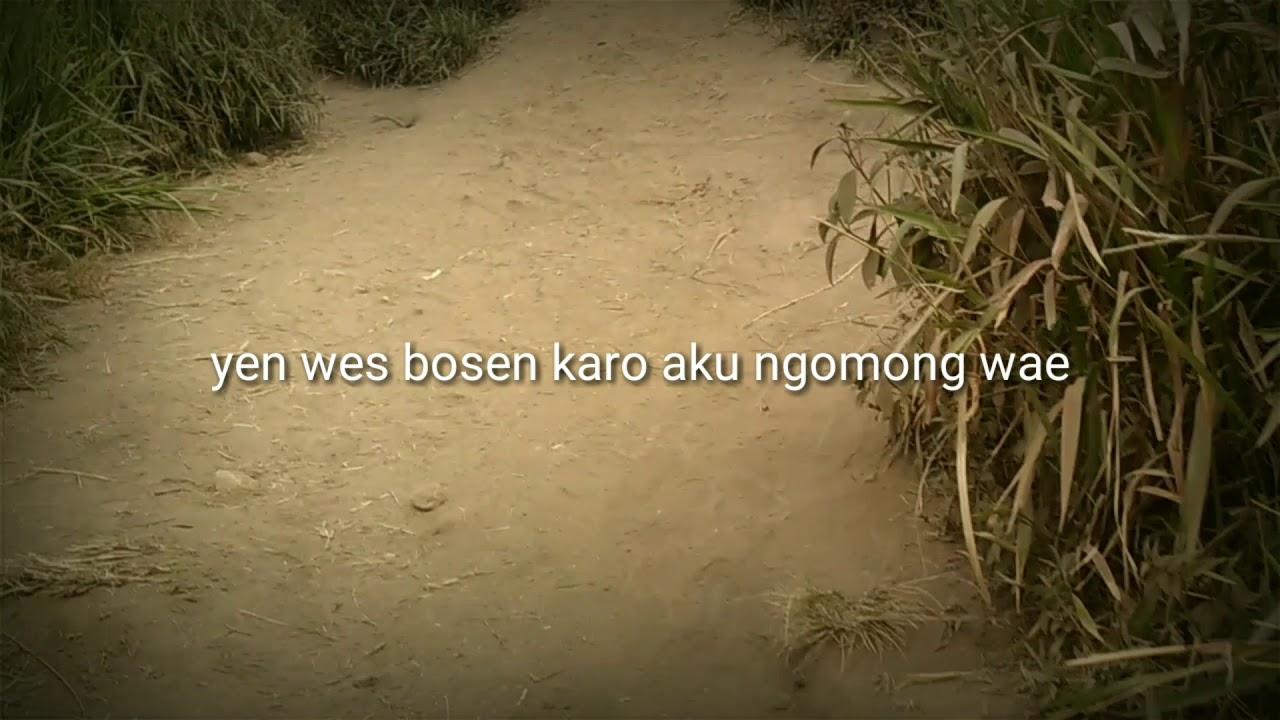 Ambyar Jum Story Wa Sedih 2k19 Bikin Nyesek Youtube