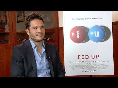 Kuno Becker Interview: FED UP