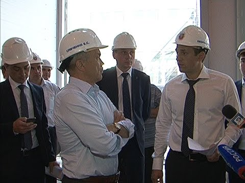 Кирпичный и цементный заводы в Бирюче